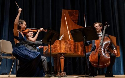 Transforming the scene: Byron Schenkman brings classical music to a modern audience